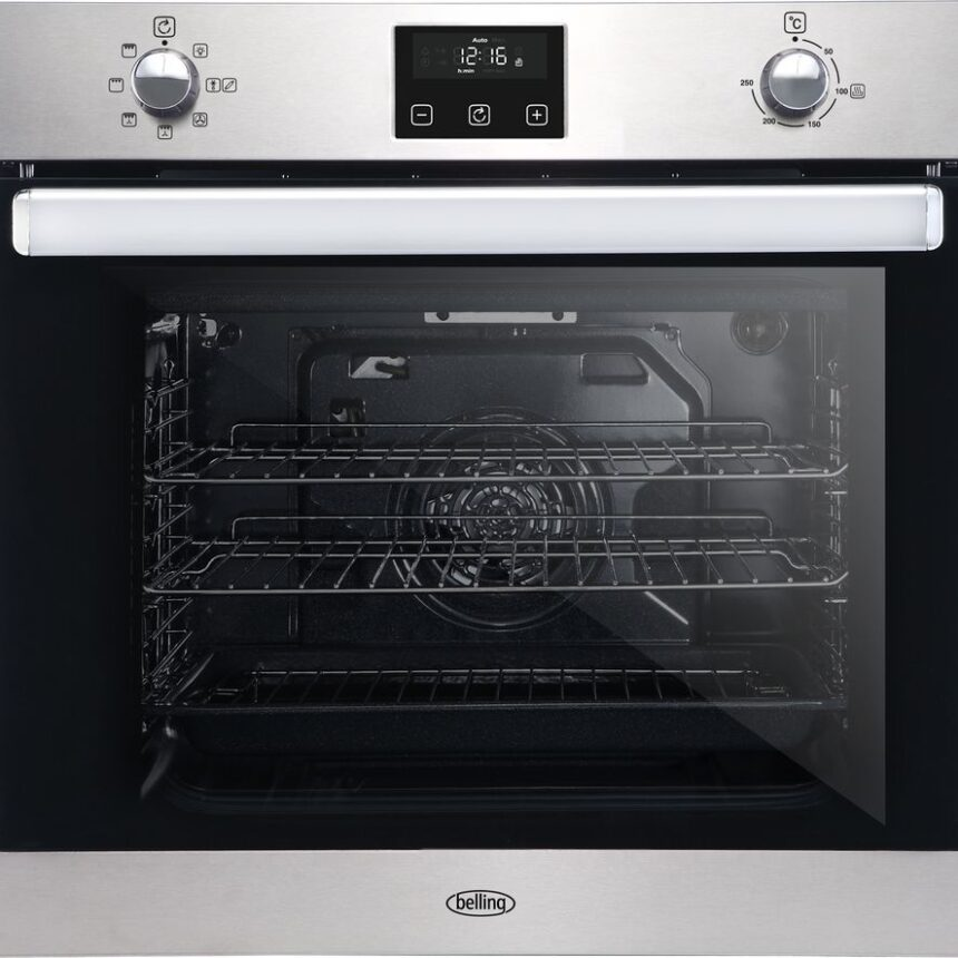 BELLING BI602FP Electric Oven - Stainless Steel, Stainless Steel