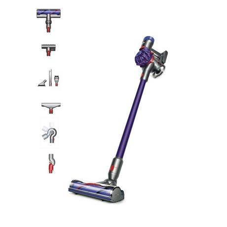 V7 Animal Extra Cordless Vacuum Cleaner   30 Minute Run Time   Purple