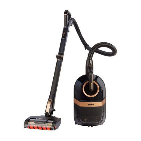 CZ500UKT Bagless Cylinder Vacuum Cleaner with Anti Hair Wrap & DuoClean | Black