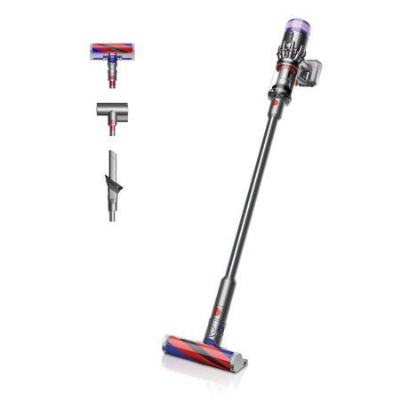 Micro Cordless Vacuum Cleaner   20 Minute Run Time   Silver