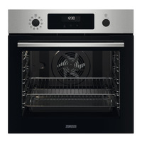 Zanussi SelfClean ZOPNX6X2 Electric Oven, Stainless Steel